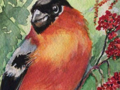 Maureen McIntosh - Watercolour