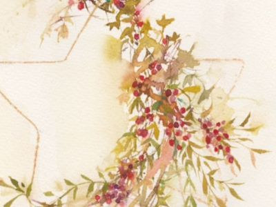 Joyce Wilson -  Watercolour