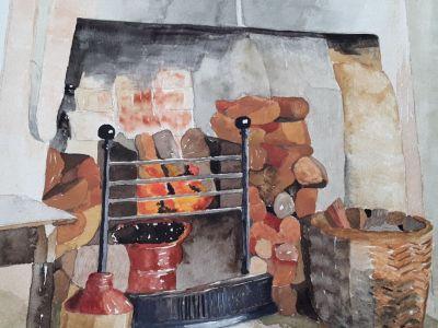 Audrey Tosh -Watercolour