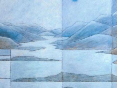 Roy Burdon - Acrylic - Lomond Winter