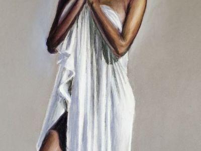 Shena Pyke -Shimmering elegance - Soft Pastel